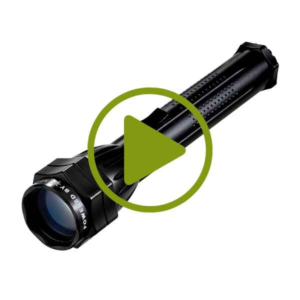 Parforce DGL8 laser flashlight, Parforce