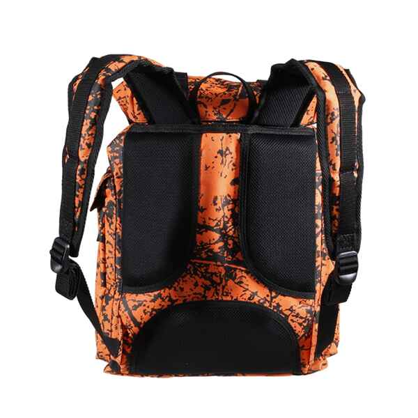 Rucksack Orange Camo, Parforce