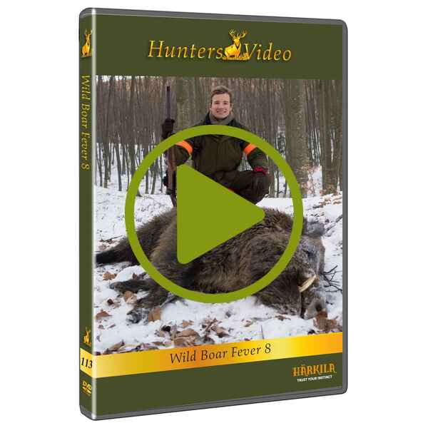 DVD: Schwarzwildfieber 8, Hunters Video