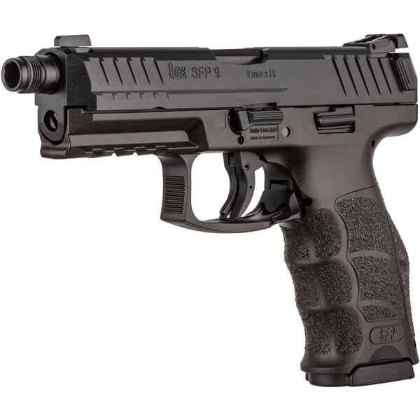 Heckler & Koch Pistole SFP9 SD (Kaliber 9 Mm Luger