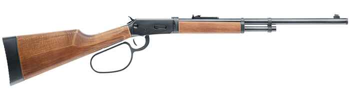 CO2 Lever Action Gewehr Duke Black, Walther