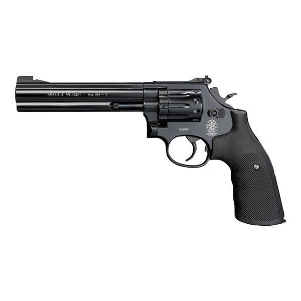 CO2 Revolver 686, Smith & Wesson