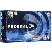 .308 Win. Federal Power Shok Copper HP 9,7g/150grs., Federal Ammunition