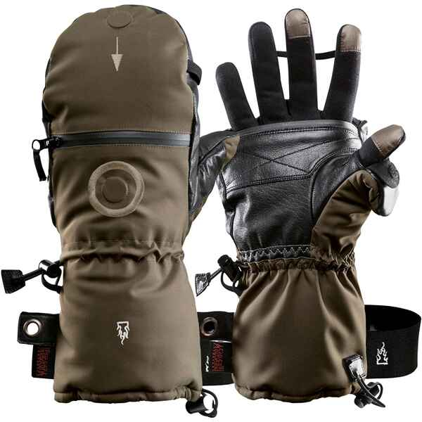 better release info on new specials The Heat Company Handschuh Heat 3 Smart