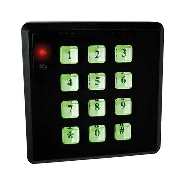 Dummy Alarm-Keypad, KH-Security