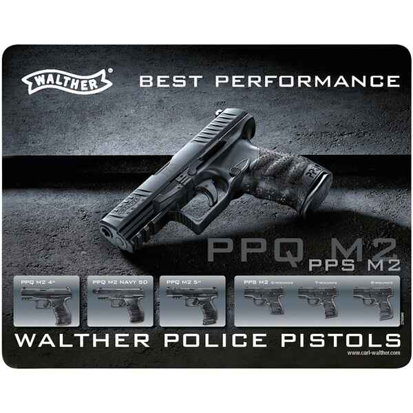 Pistole PPQ M2 Set, Walther