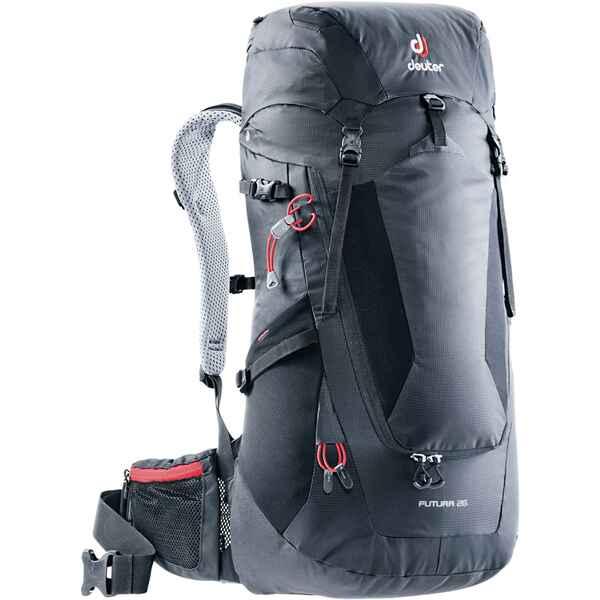f00d9334ea7a5 Deuter Rucksack Futura 26 (black) - Rucksäcke - Ausrüstung - Outdoor ...