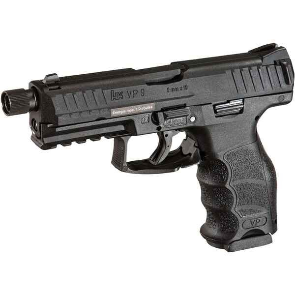 Airsoft Pistole VP9 Tactical, Heckler & Koch