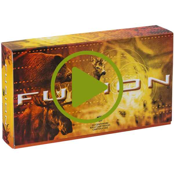 .308 Win. Fusion 9,7g/150grs., Federal Ammunition