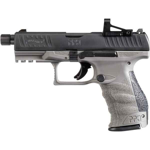 Pistole PPQ M2 Q4 TAC Combo, Walther