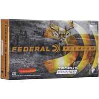 .338 Win. Mag. Trophy Copper bleifrei 14,6g/225grs., Federal Ammunition