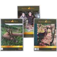 DVD-Set: Rehbockjagd, 3 DVDs, Hunters Video