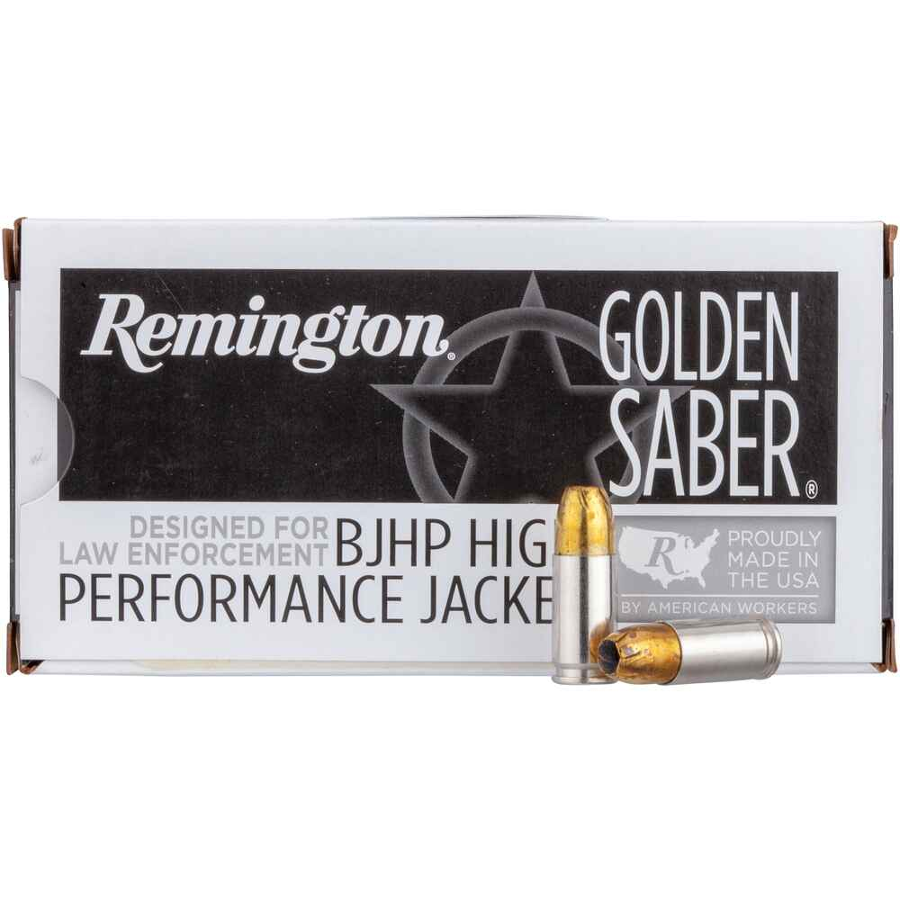 9 mm Luger Golden Saber 9,5g/147grs. , Remington