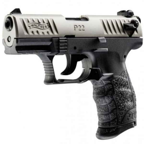 Pistole P22Q Standard, Walther