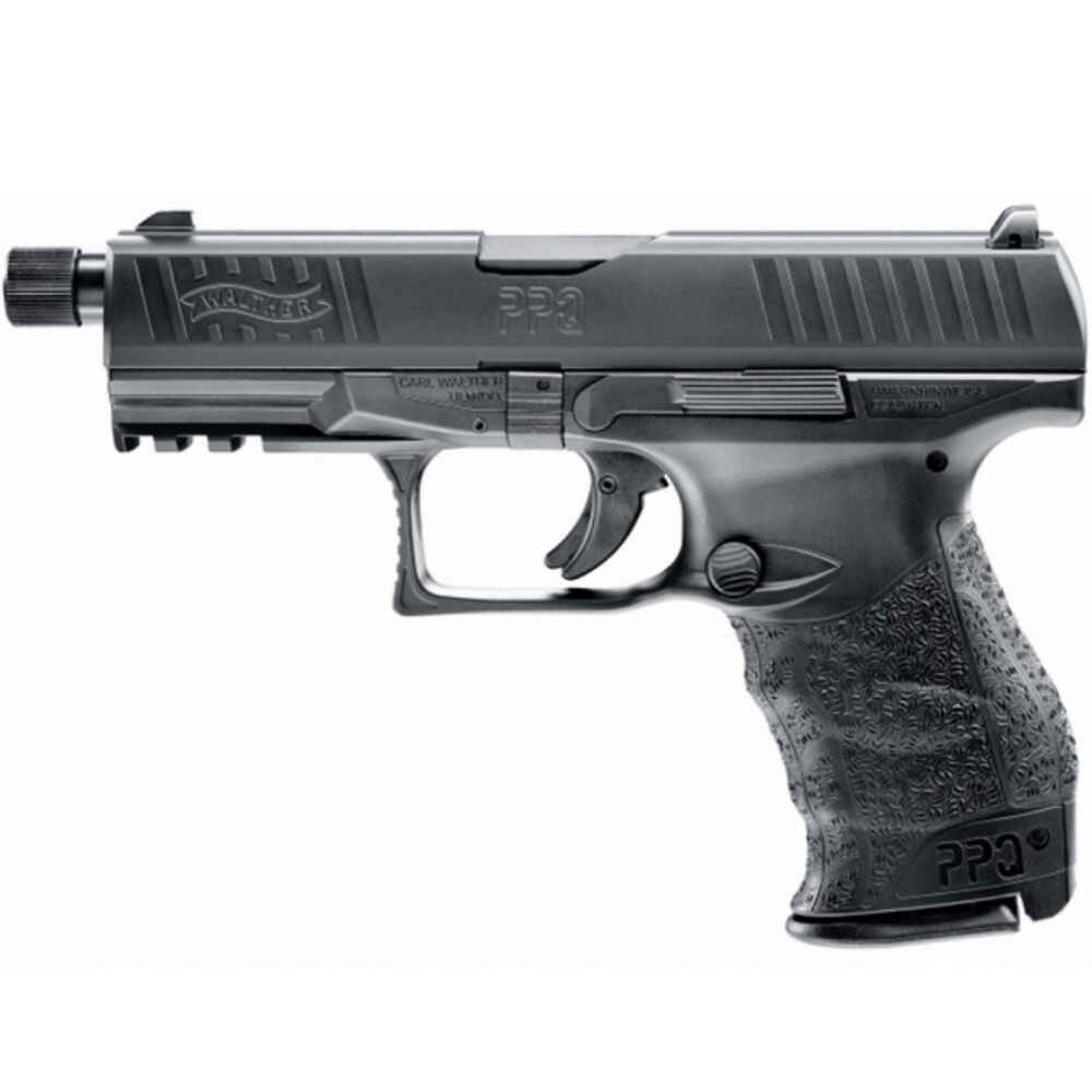 Pistole PPQ M2 Navy SD, Walther