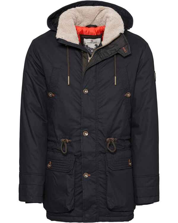 Baumwollparka Andy, redpoint