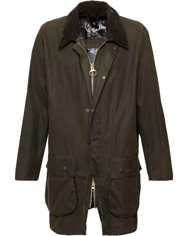Wachsmantel Northumbria, Barbour
