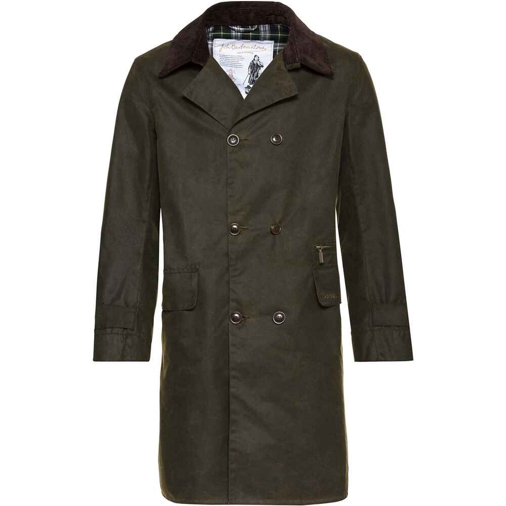 Wachsmantel Mens Icons Haydon, Barbour