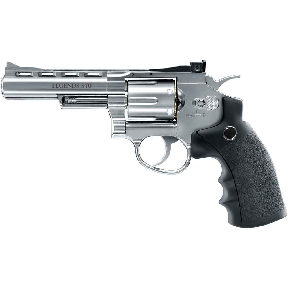 CO2 Revolver S40, Legends