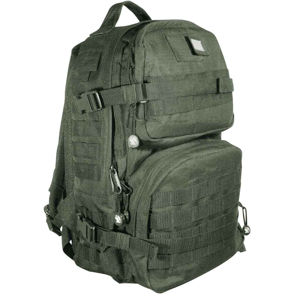 Rucksack Cityguard Elite, Percussion