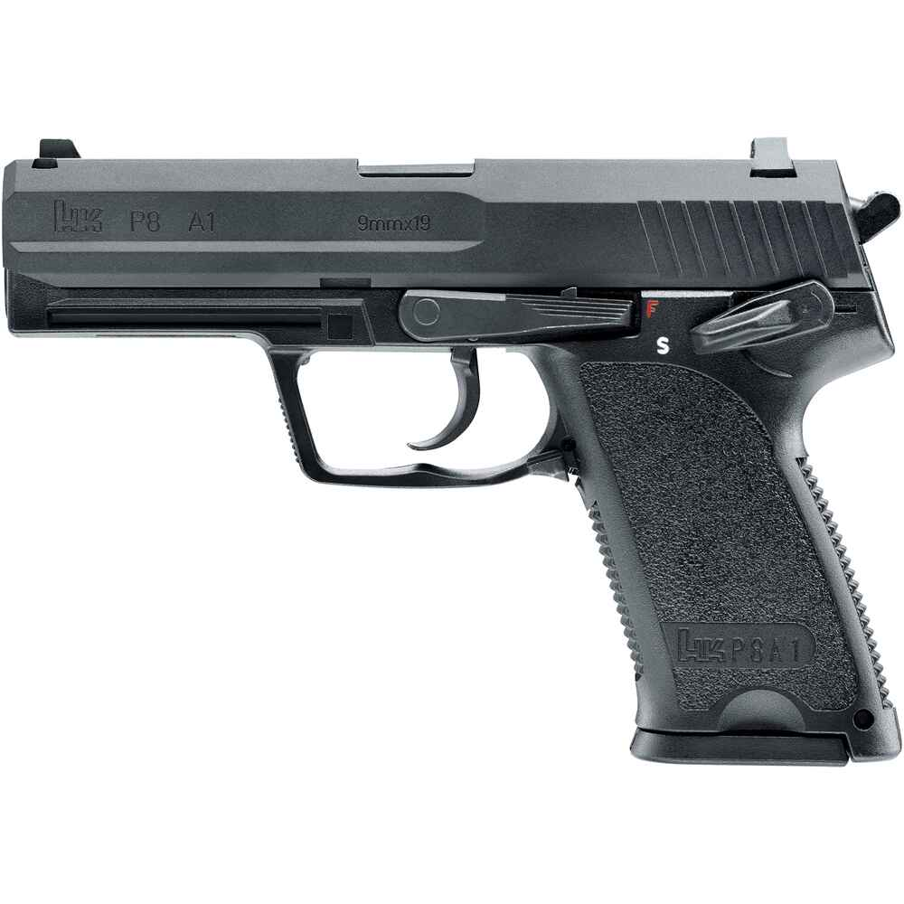 Airsoft Pistole P8 A1 Gas, Heckler & Koch