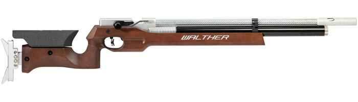 Match Luftgewehr 400-M Holz Field Target, Walther