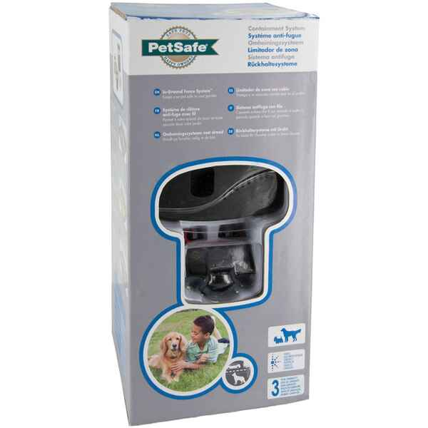 Unsichtbarer Zaun Starter-Set Dog In-Ground, PetSafe