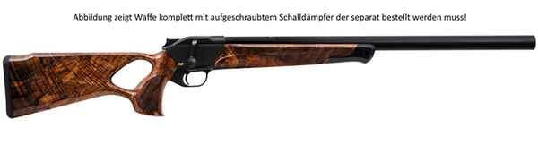 Repetierbüchse R8 Success Silence, Blaser