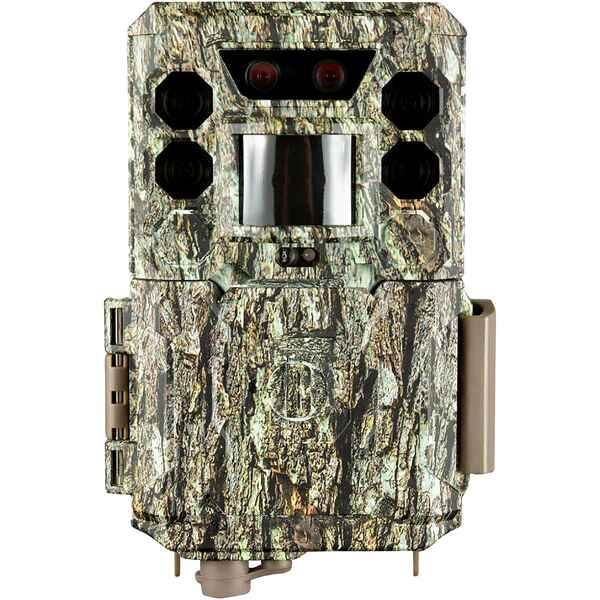 Wildkamera Dual Core Treebark Camo 30MP No Glow, Bushnell