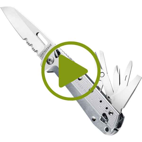 Multifunktionsmesser FREE, Leatherman