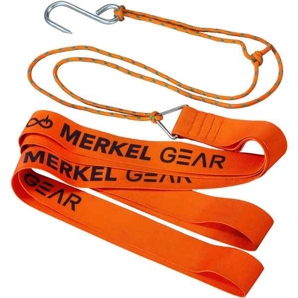 Bergegurt Deer Drag, Merkel Gear