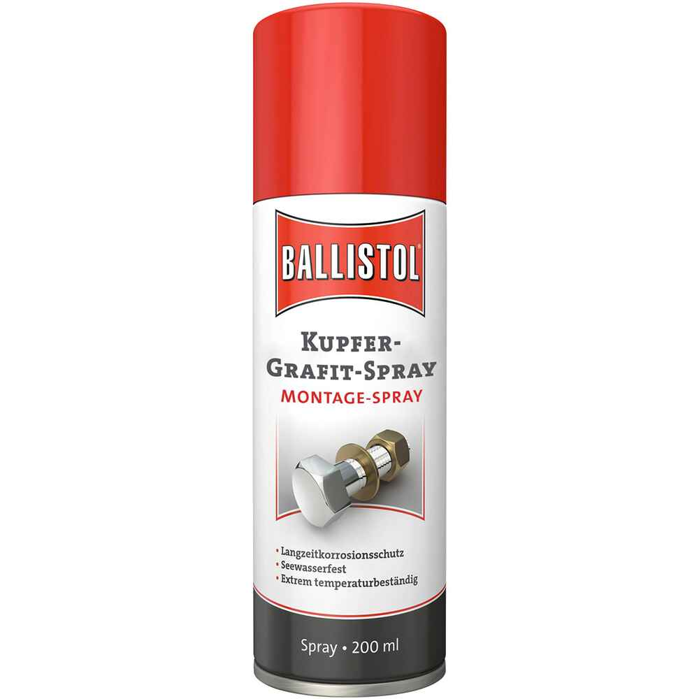 Kupfer-Graphit-Spray, BALLISTOL