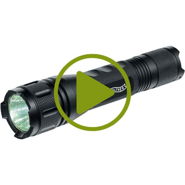Taschenlampe Tactical XT2, Walther