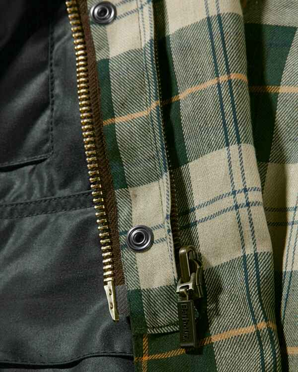Wachsjacke Beaufort, Barbour