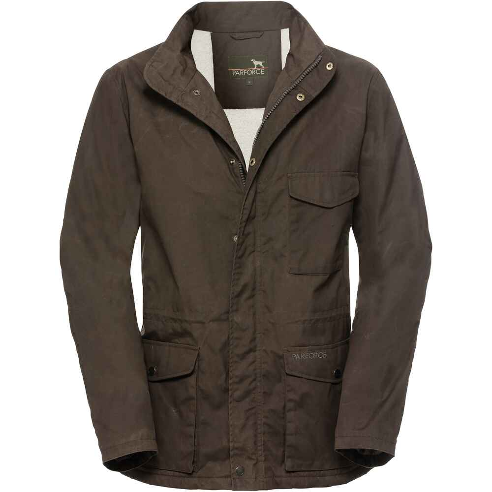 Parka PS5000 Faserpelz, Parforce