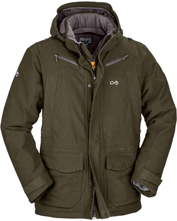 Winterjacke Expedition WNTR Parka G-Loft®, Merkel Gear