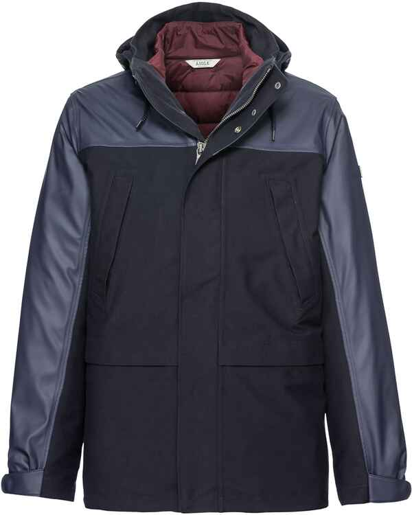 3in1 Parka Woodfielder Mix, Aigle