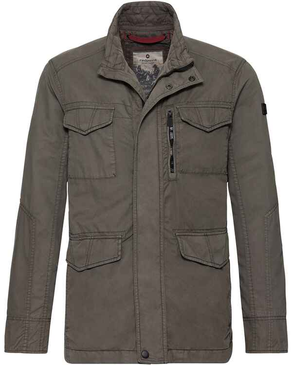 Fieldjacket, redpoint