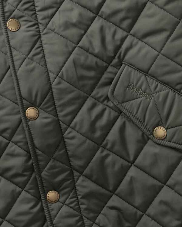Steppjacke Powell, Barbour