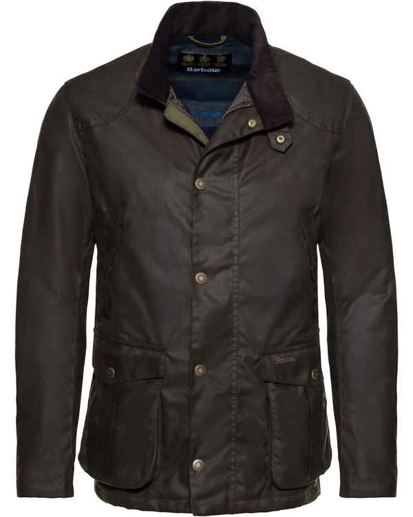 Wachsjacke Leeward, Barbour