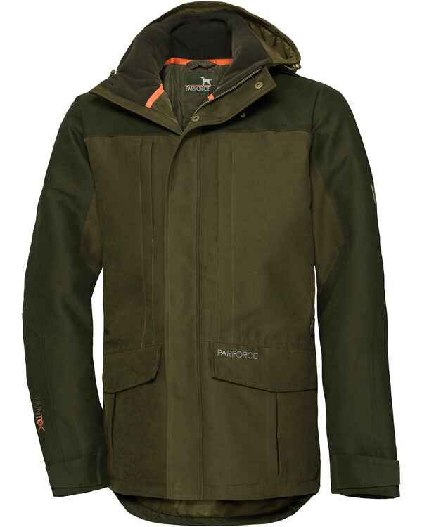 Winterparka Huntex wattiert, Parforce