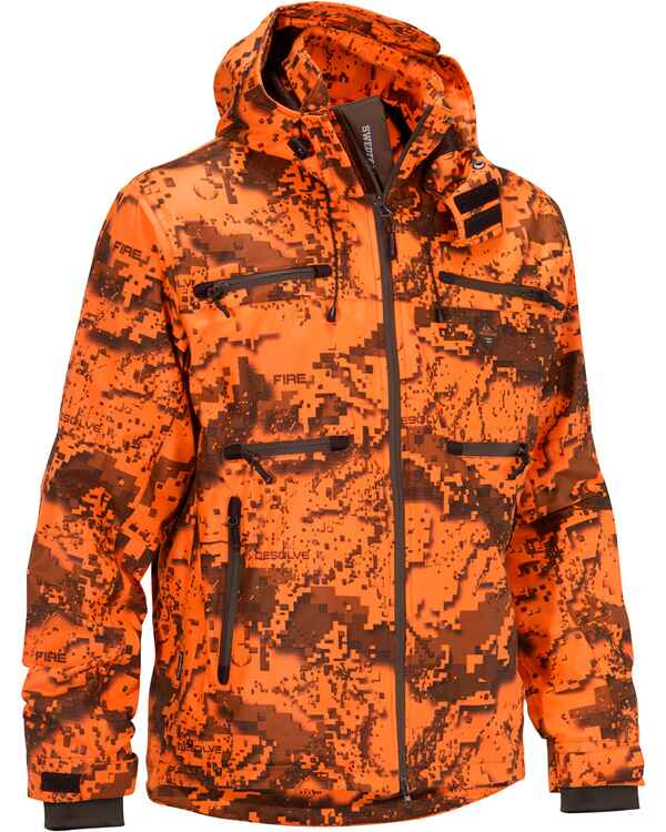 Jacke Ridge Pro orange camo, Swedteam