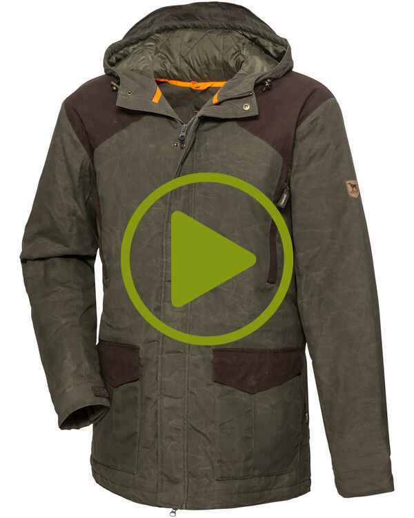 Winterparka PS 5000 Primaloft®, Parforce