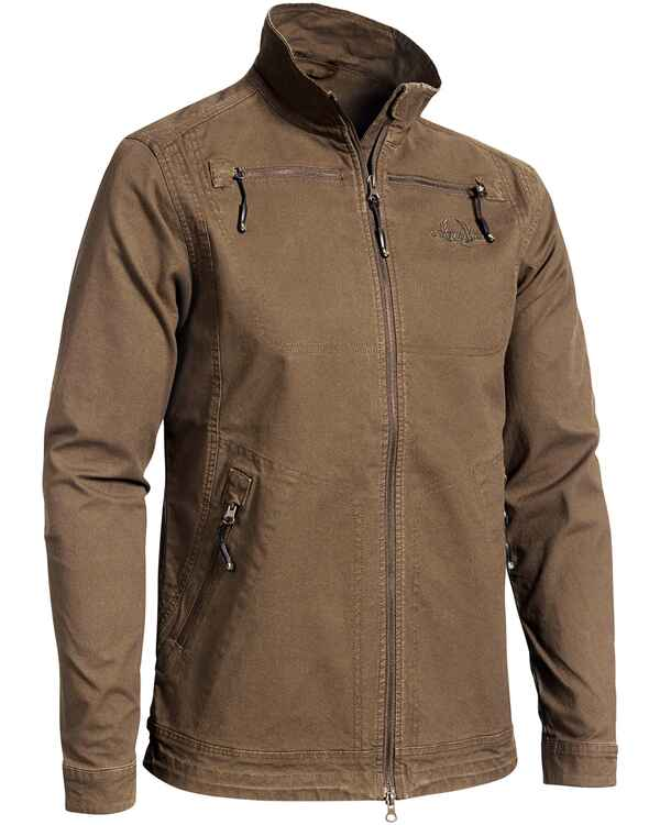 Jacke Devon Action, Chevalier