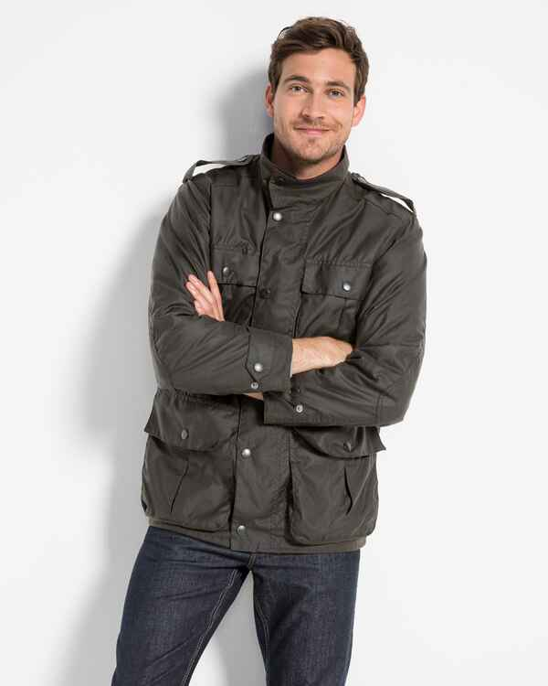 Wachsjacke Trooper, Barbour