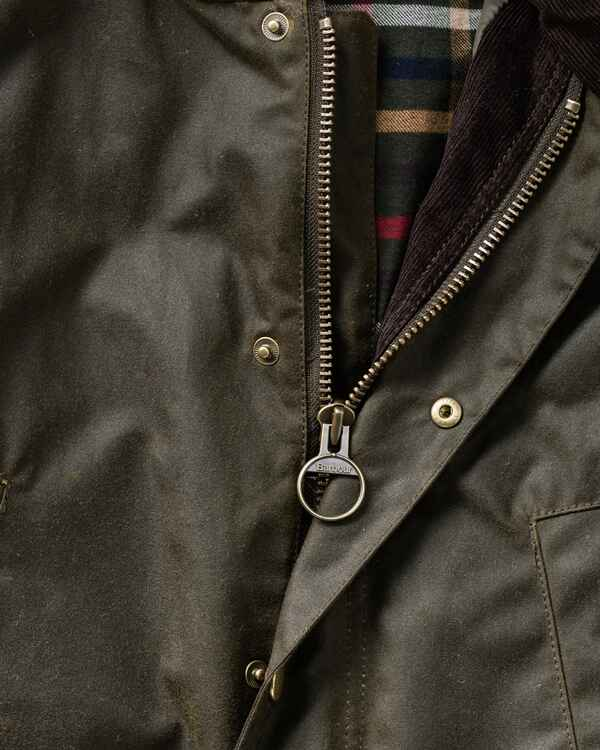 Wachsjacke Brandreth, Barbour