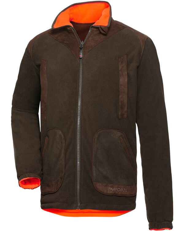 Wende-Fleecejacke Highline, Parforce