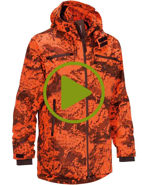 Jacke Ridge Classic Thermo, Swedteam