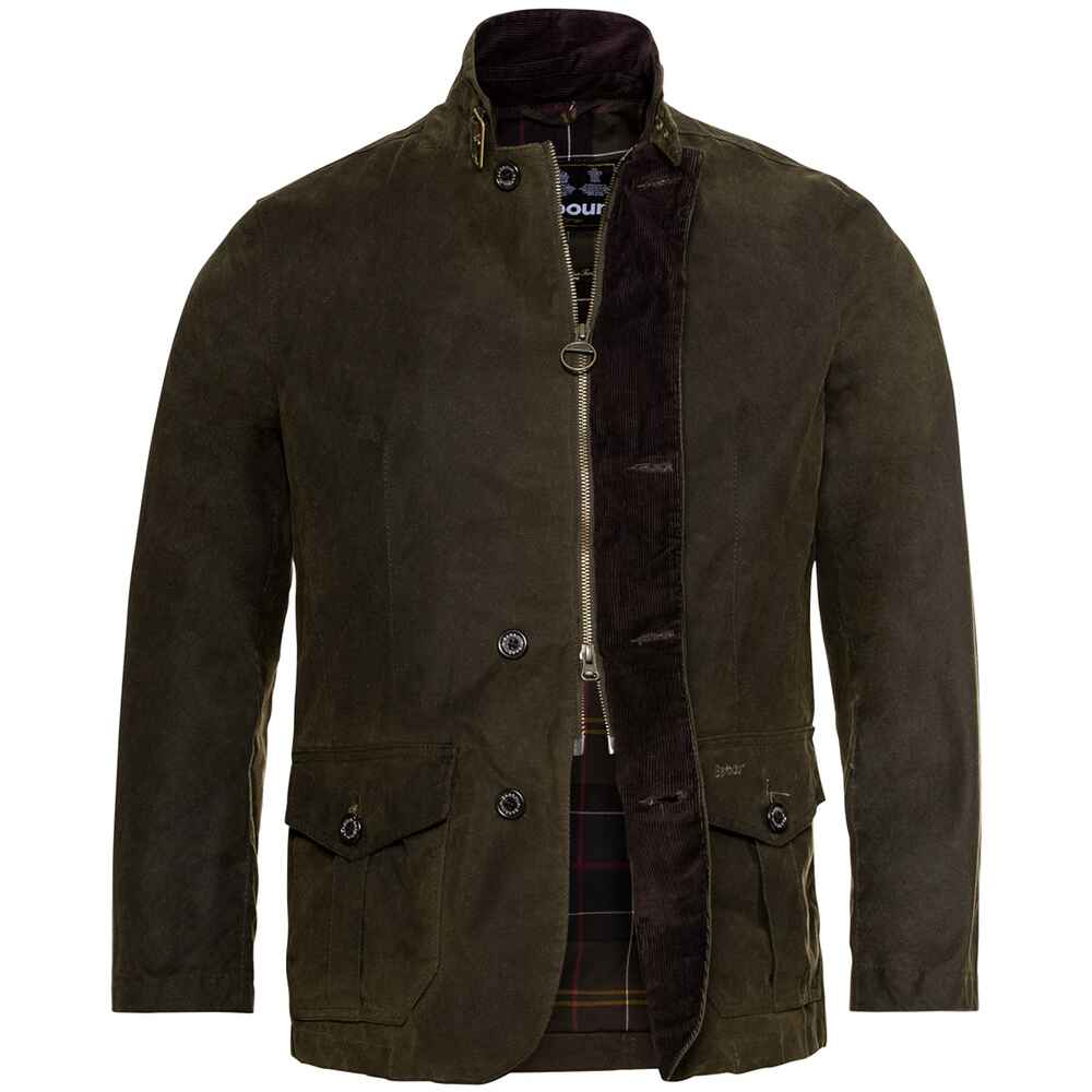 Wachsjacke Lutz, Barbour