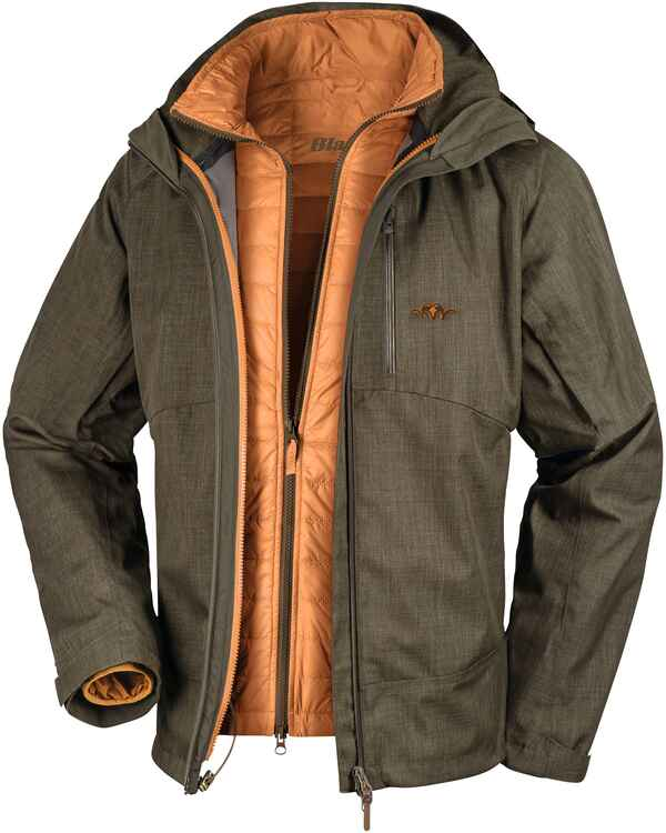 2-in-1 Jacke Hybrid, Blaser Outfits
